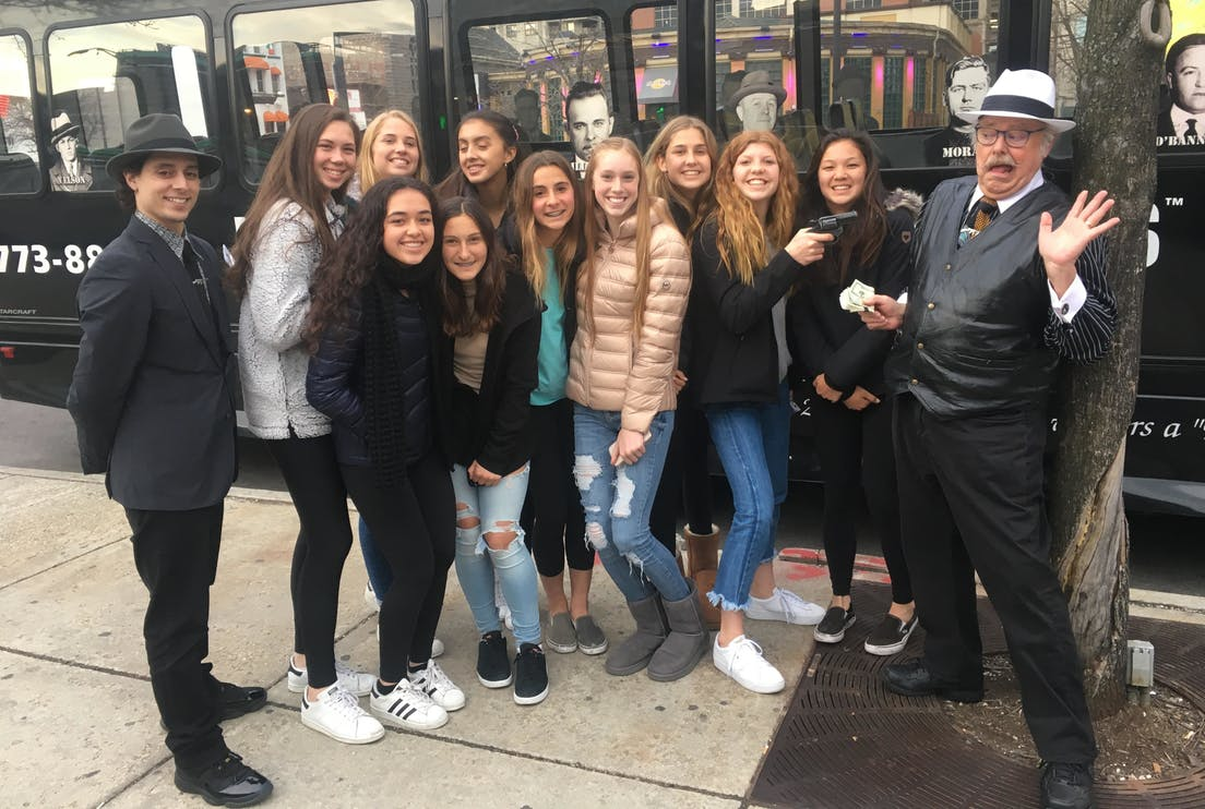 Chicago Gangster Tour