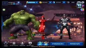 marvel future fight hack ios